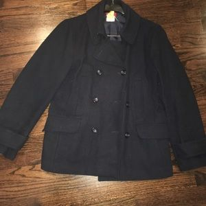 Esprit Navy pea coat